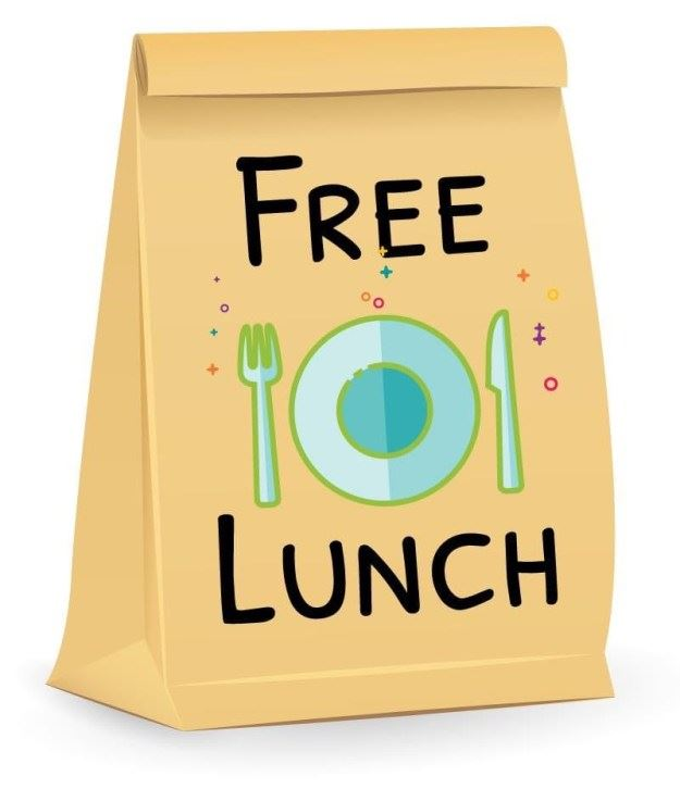 All students eligible for free meals